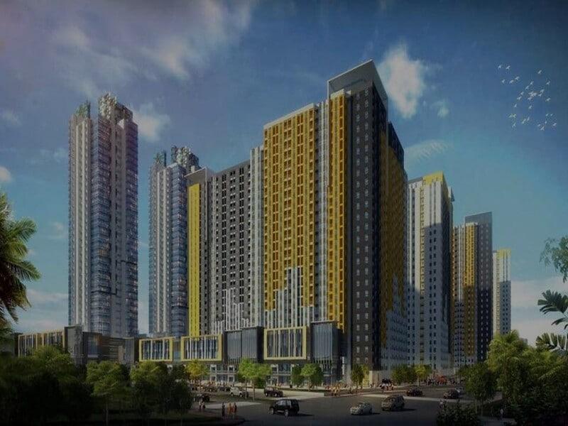 Springlake-Apartment-Bekasi-view-1
