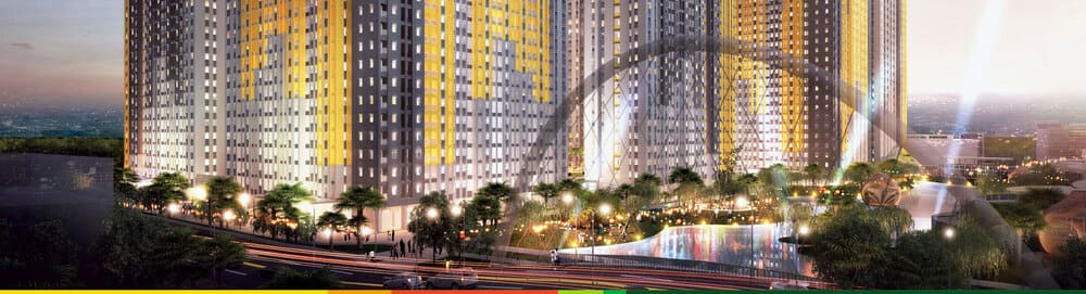 Springlake-Apartment-Bekasi-view-2