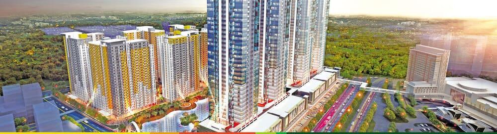 Springlake-Apartment-Bekasi-view-3