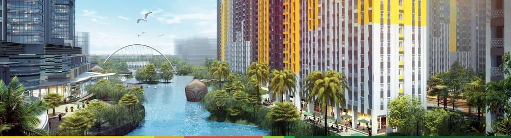 Springlake-Apartment-Bekasi-view-4.