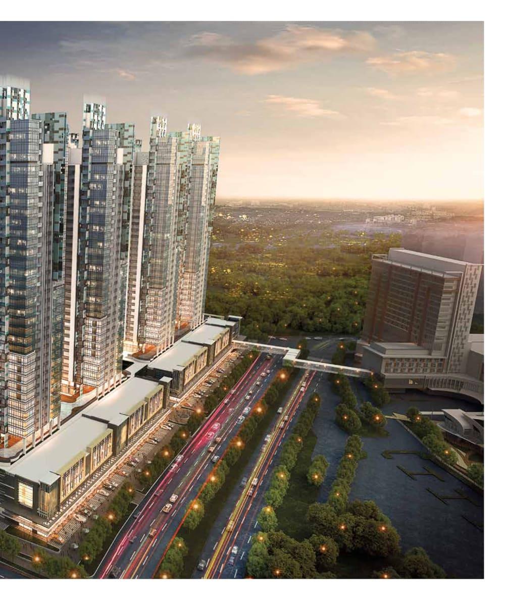 Springlake-Apartment-Bekasi